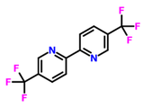 5-(trifluoromethyl)-2-[5-(trifluoromethyl)pyridin-2-yl]pyridine